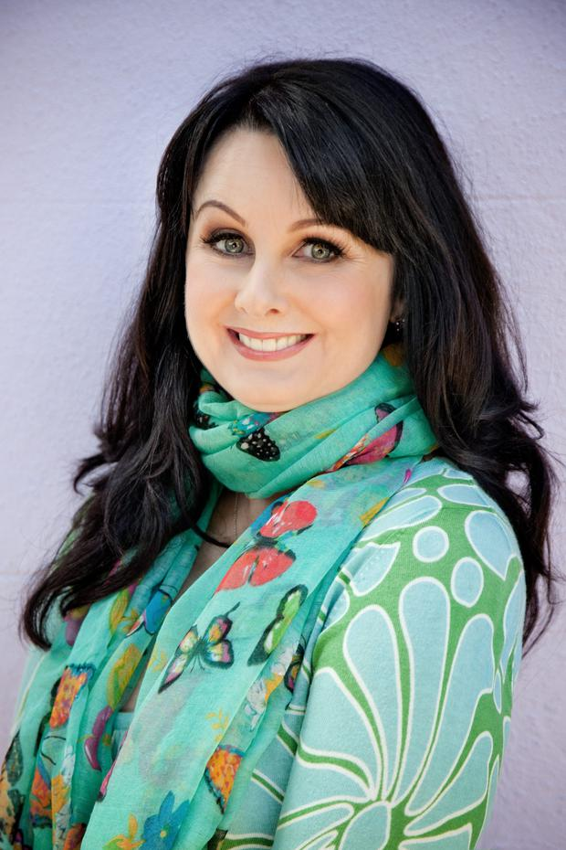 Writer Marian Keyes has sold over 22 million copies of her books worldwide including bestseller 'Lucy Sullivan is Getting Married'