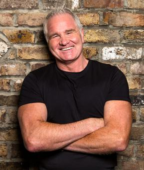 Brent Pope will be on the rugby panel at a live venue for all of Ireland's World Cup matches. Photo: Kip Carroll