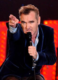 Morrissey is set to make his fiction debut