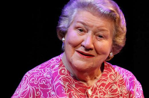 Conversation: Patricia Routledge