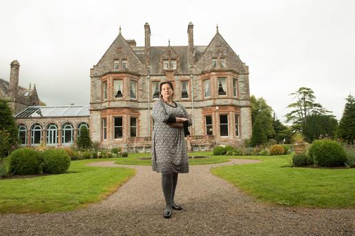 Life-changing: Sammy Leslie, trustee of the Castle Leslie estate, underwent the Hoffman Process. Photo: Philip Fitzpatrick.