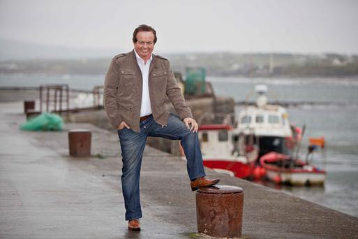 Marty Morrissey has the All Ireland final and the National Ploughing Championships to look forward to.