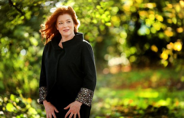 Blathnaid ni Chofaigh admits she struggled with incontinence for years