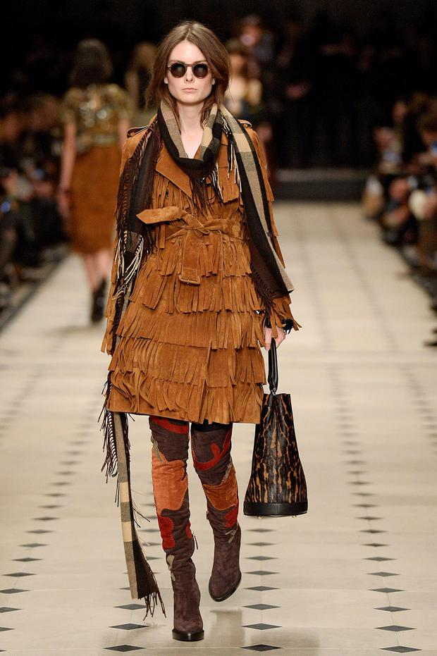 Burberry Prorsum Autumn Winter 2015