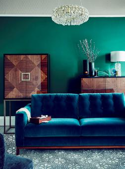 Green is the new black: Green Room