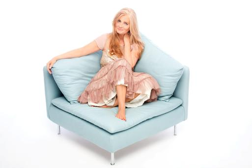 Yvonne Tiernan On The Couch