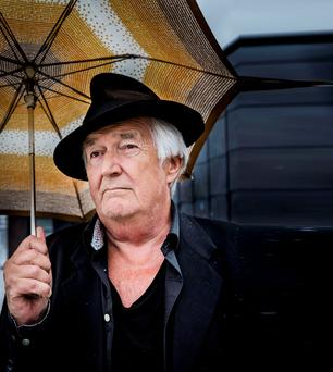 Huge success: Author Henning Mankell