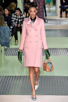 Prada AW15: Getty Images