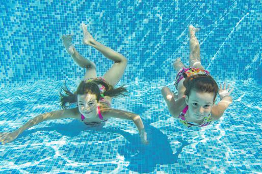 Sunny days: Travel agents are making a splash again.
