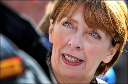 Former junior minister for Health Roisin Shortall