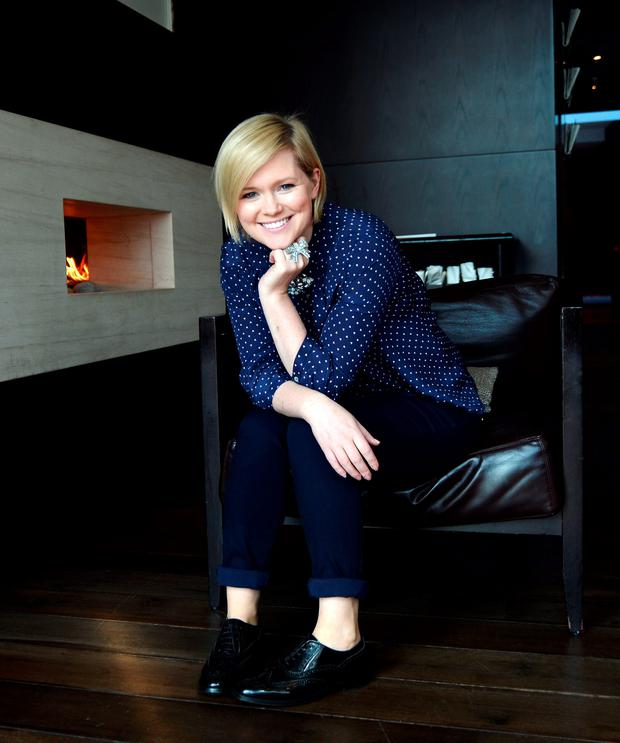 Edge: Cecelia Ahern's latest novel is a little darker than some of her earlier works.