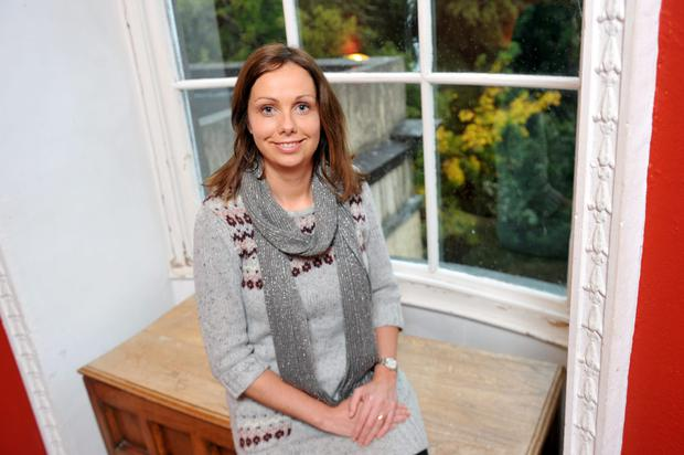 Support: June Feeney founded ovacare.ie after realising she knew very little about ovarian cancer following her own diagnosis. Photo: Daragh Mc Sweeney/Provision