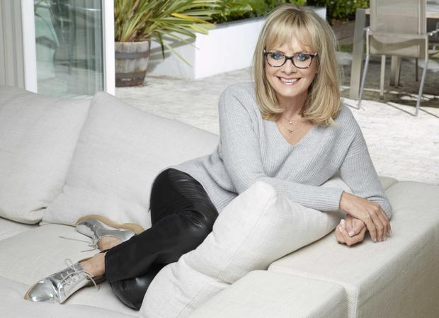 """Knowing your style: Fashion icon Twiggy Lawson (66) has gone into designing eye-wear after wearing glasses for 20 years. Her fashion passions include shoes and boots. """"I had my first pair of brogues made in 1967 by a shoemaker who used to make the Prince of Wales' shoes in Savile Row. He made me a pair of two-tone brogues because you couldn't buy them then for women and I still have them."""""""