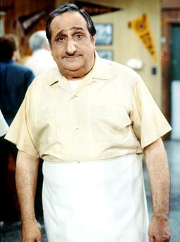 Al Molinaro in Happy Days