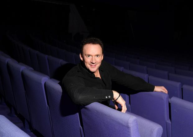 Tenor Russell Watson's career has spanned 25 years. Photo: Nathan Cox.