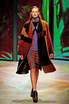 Thakoon aw15. Photo: Getty Images