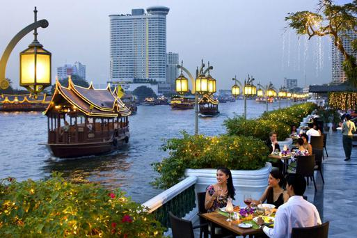 Jewel: Bangkok, the capital of beautiful, welcoming, wondrous Thailand, and an easy access route to neighbouring Myanmar