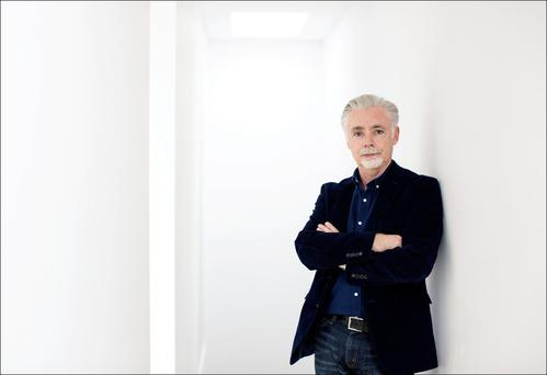 'Artemis Fowl' author Eoin Colfer. Photo: Dave Conachy