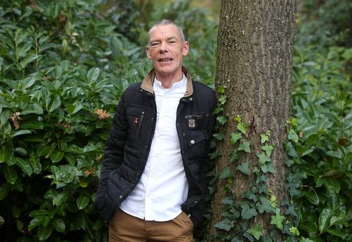 Educate: Jimmy Goulden has been living with HIV for 25 years and wants to end the stigma surrounding the disease.