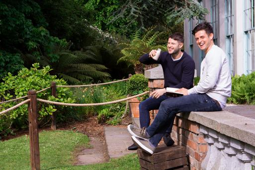 Theo and Jack Kirwan, the two brothers behind Sprout & Co.