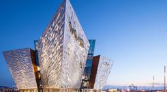 Visit the Titanic Quarter which is home to the museum and Game of Thrones experience
