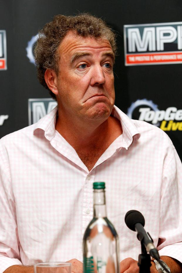 Jeremy Clarkson. Photo: Matt Crossick PA wire