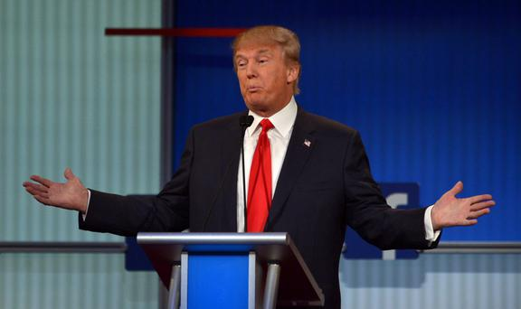 Donald Trump is running for US President. Photo: Getty