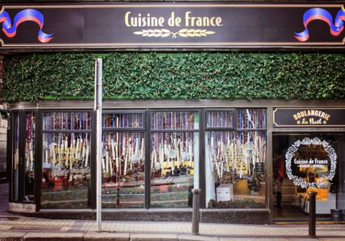 Boulangerie de Noel - Ireland's newest pop-up store. Facebook