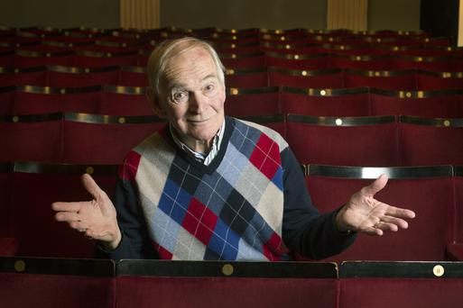 Birr native actor Des Keogh has done everything from stand-up to radio shows. Photo: Tony Gavin