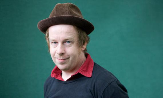 Gifted: writer Kevin Barry