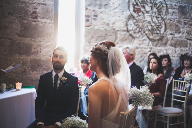 Fiona and Rob wanted an intimate ceremony.