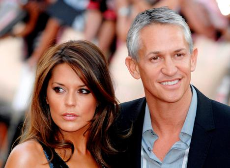 Changes: Danielle and Gary Lineker announced their divorce this week after six years of marriage. Photo: PA