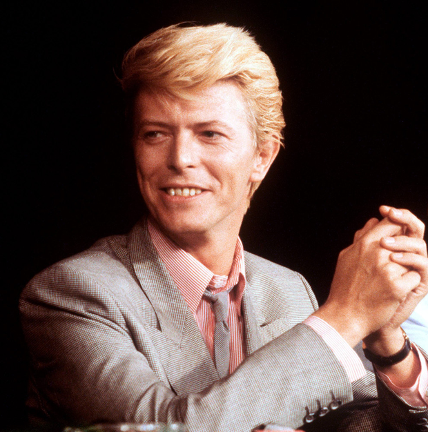 David Bowie. Photo: AFP/Getty Images