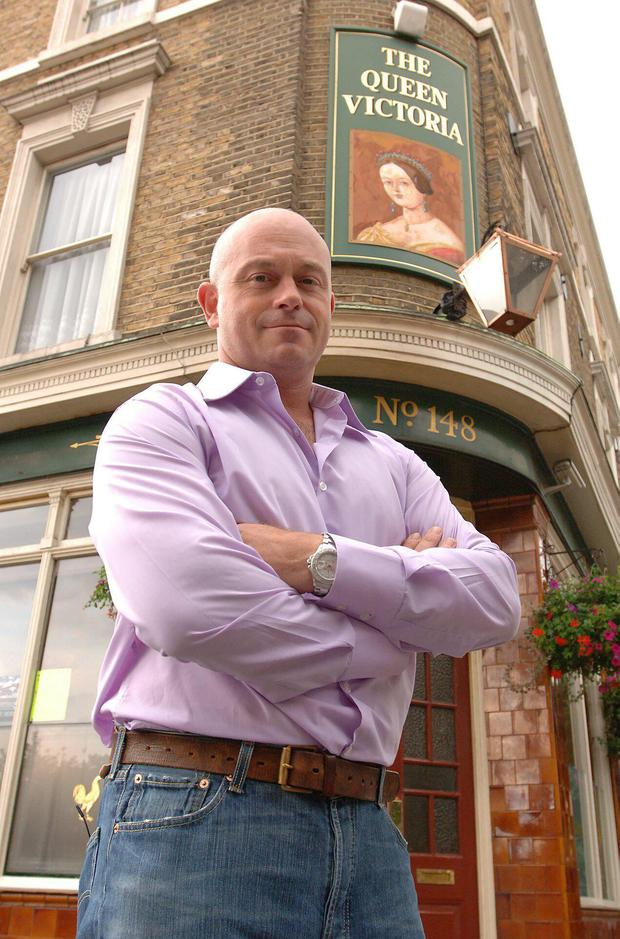 Ross Kemp as Grant Mitchell