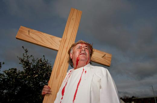 A cross to bear: The Catholic church could move over to the way that Eastern Christians work out when Easter falls.