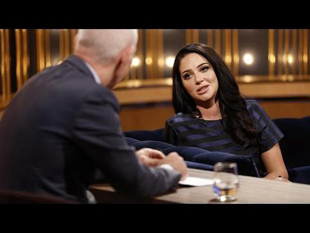 Tricky interview: Tulisa