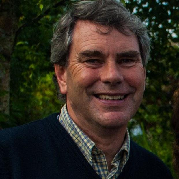 GP for 32 years: Dr Michael Harty is campaigning for a 'rural revolution' at the General Election.