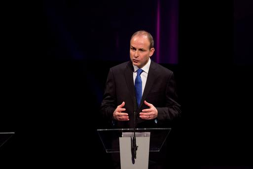 A little bit bland: Micheal Martin