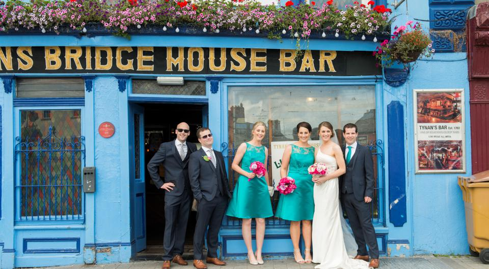 Paula and Garrett's wedding. Photography by Ros and Anna of Couple Photography, see couple.ie for more.
