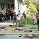 Drama: 'The Walking Dead' Season 6 returned this week