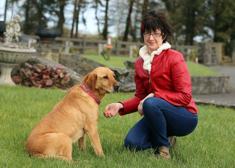 Galway farmer Maura Canning suffers from high blood pressure. Photo: Hany Marzouk