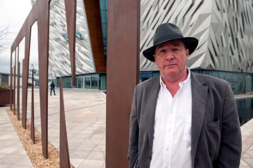 Underused: RTE's roving reporter Paddy O'Gorman