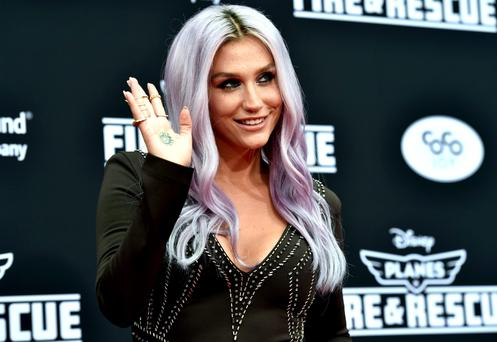 Struggle: Kesha has been told by the US Supreme Court she can't leave her contract with music producer Dr Luke.