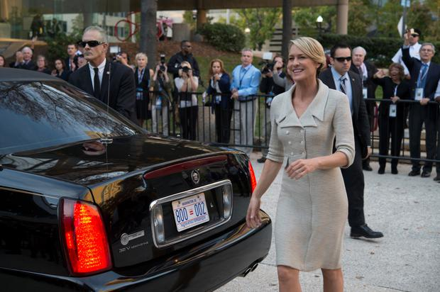 The Stylist Behind House Of Cards Claire Underwood S New Power