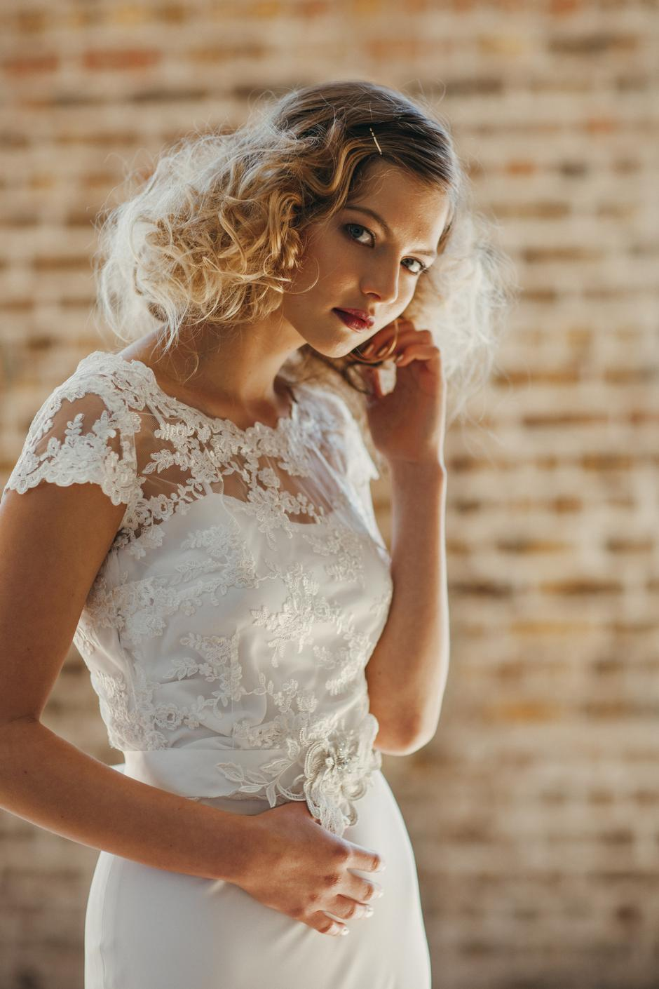 The list irelands top 30 bridal boutiques 20 sharon hoey ombrellifo Choice Image