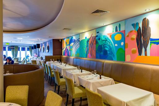 Campagne offers beautiful food and relaxed service in Kilkenny. Photo: Dylan Vaughan