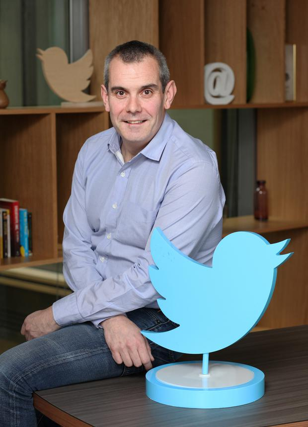 Positive: Twitter's Barry Collins