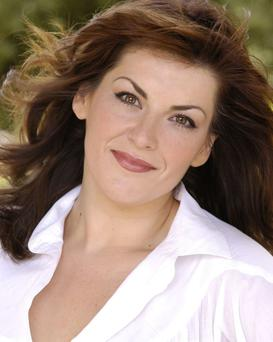 Jodie Prenger stars in the one-woman show 'Tell Me on a Sunday' this May.