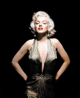 Gentlemen prefer blondes? Marilyn Monroe put platinum hair on the map in the 1950s.