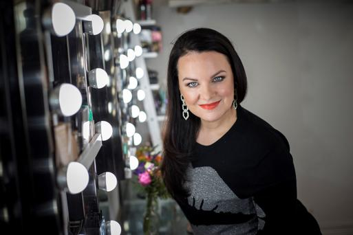 Midas touch: Beauty expert Triona McCarthy. Photo: Mark Condren
